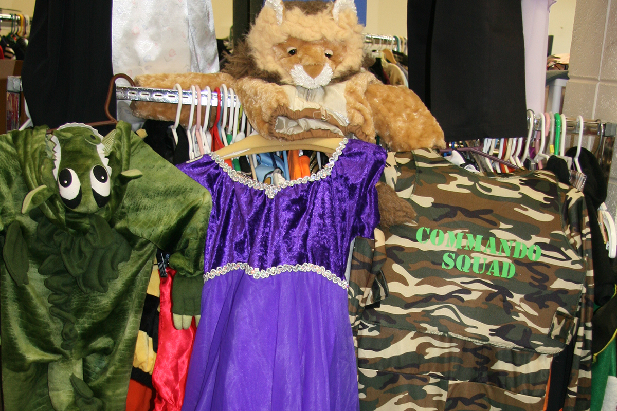 Thrift Store, South Saint Paul, Costumes